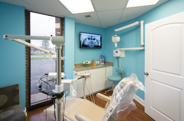 Hygienist Room 2